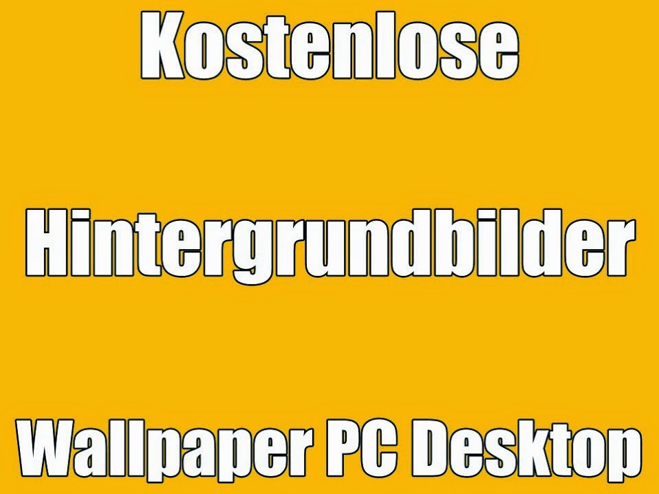 Gratis PC Wallpaper