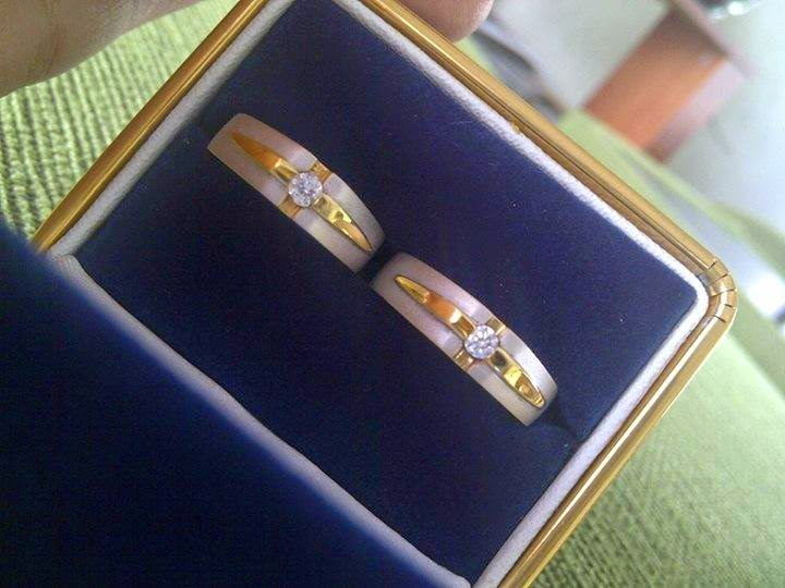 Cincin Couple A-28