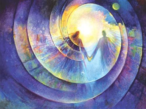 Arquetipo de la Doncella y el Visionario