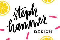 This blog is designed by Stephanie Hammer Graphic Design