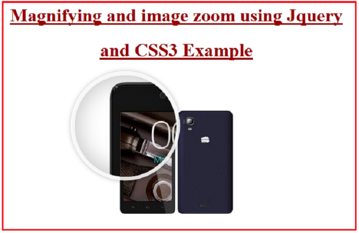 jQuery Zoom Image on Mouseover in asp.net using jQuery