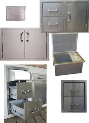 Outdoor Kitchen Parts