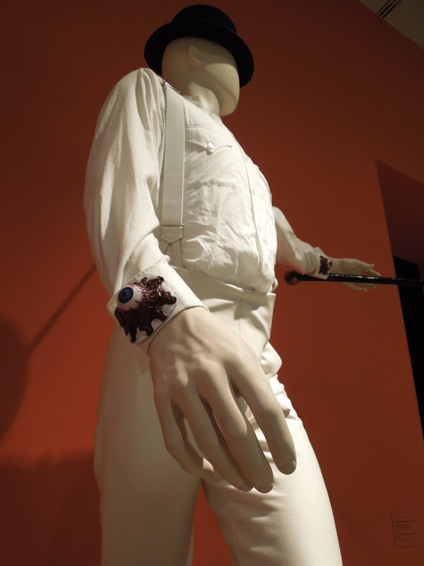 Clockwork Orange Alex DeLarge costume