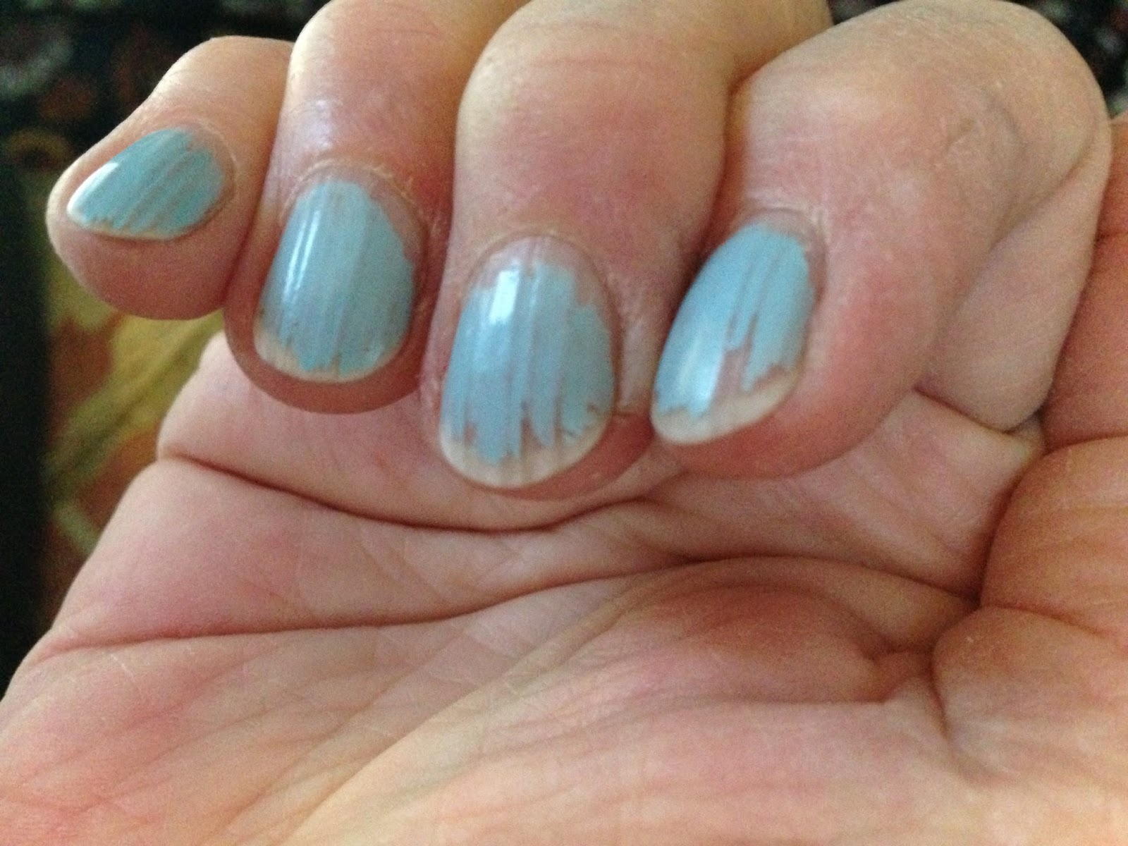 THE DAILY (zen)DROID: Messed Up, But Nice Nails
