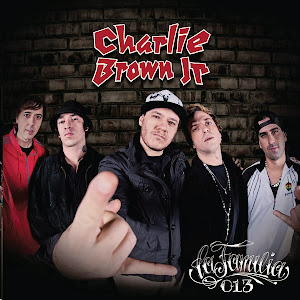 capa Charlie Brown Jr   La Familia 013