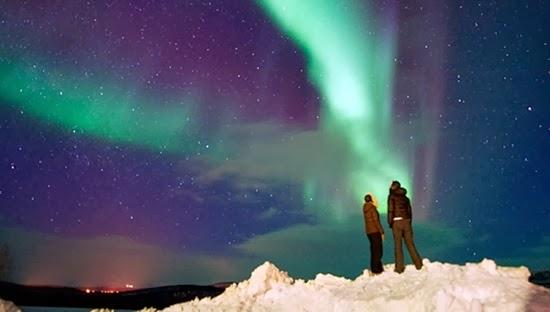 Norwegia: Negara Pengamatan Aurora Terbaik di Dunia