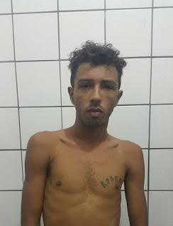 SÃO LUÍS: Foragido da justiça é recapturado pela Polícia militar