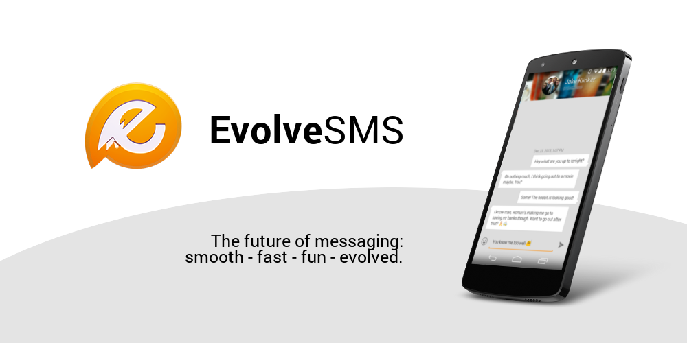 EvolveSMS v1.3.1 Apk Download