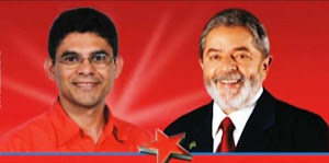 Elson presidente do DM/PT Buíque e Lula