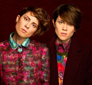 """Tegan and Sara Play """"Closer"""" on Letterman; Watch Video"""