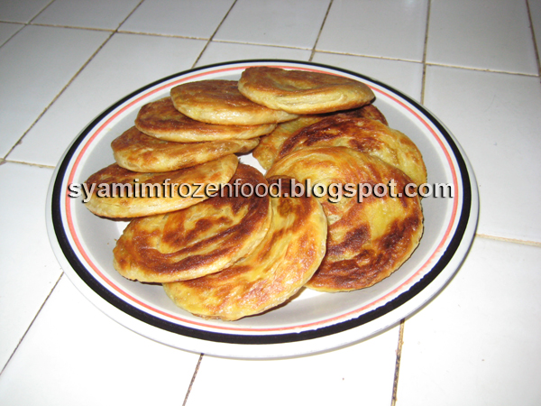 how to cook frozen roti