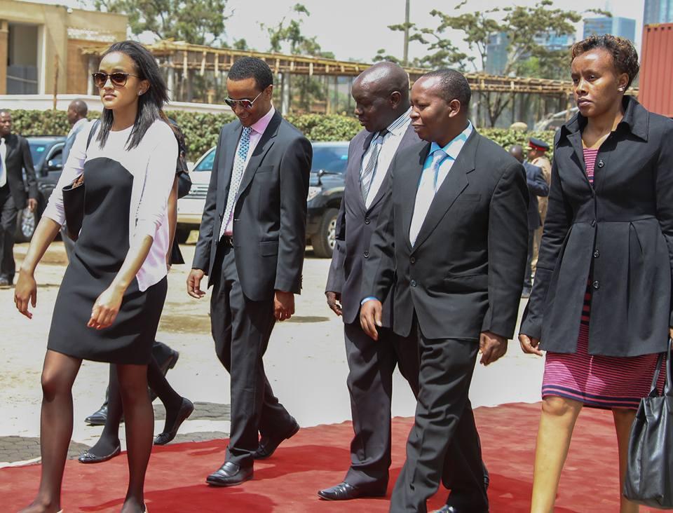 Kenyatta Family