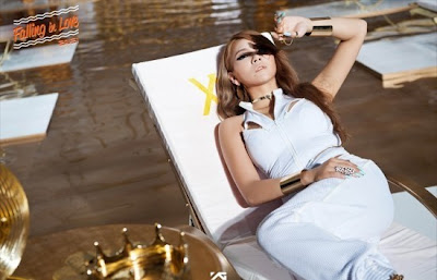 2NE1 Bom Minzy CL Dara Falling in Love Concept Photos