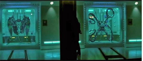 Las  alas del Buitre y los brazos de Octopus ¿Escena post-credito The Amazing Spider-Man 2?