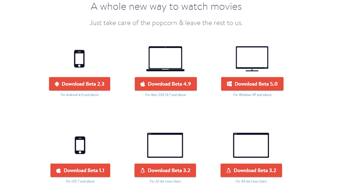 watch movies directly on your android phone with torrent