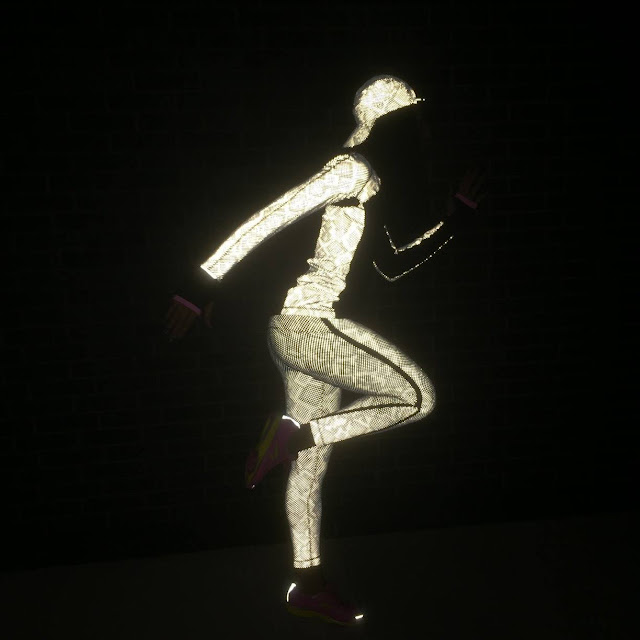 lululemon lights-out-ravishing-reptile race-with-grace-pace-tight