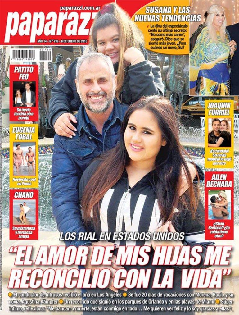Puterio terrible miren esto farandula espectaculos for Revistas argentinas de farandula