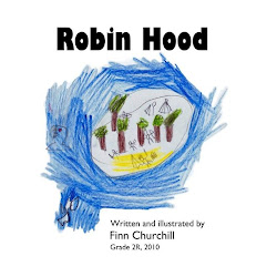 Finn&#39;s first published book