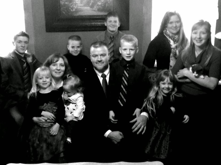 The John Cook Family