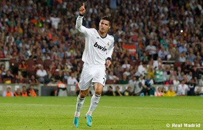 goles de Cristiano Ronaldo FC Barcelona Real Madrid