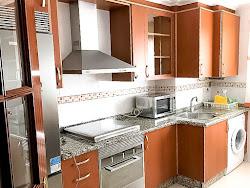 Piso de dos dormitorios en alquiler en Montealto, con o sin muebles. 600€