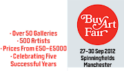 BUY ART FAIR MANCHESTER 2012