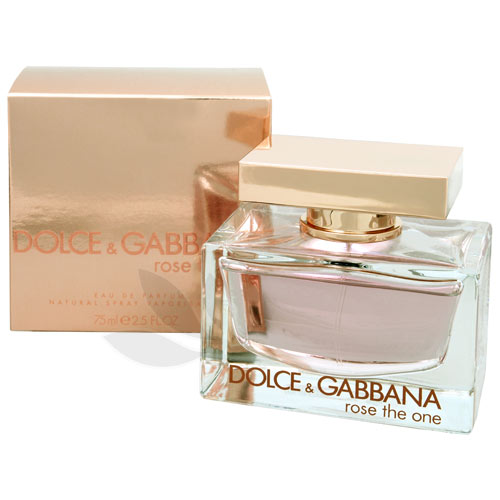 rose the one dolce and gabbana