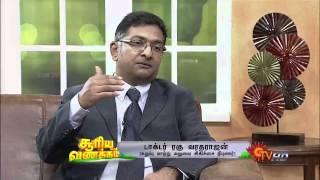 Virundhinar Pakkam – Dr.Raghu Varadharajan  Sun TV Show 08-08-2013