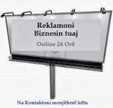Vendi i reklamës tuaj »