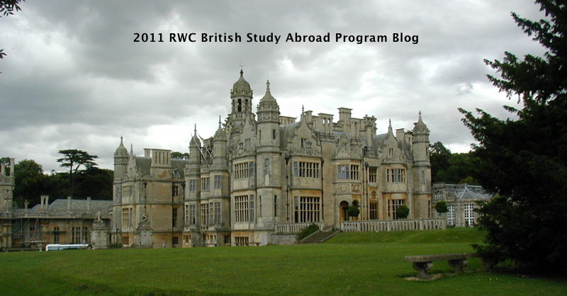 Home Page: 2011 RWC British Study Abroad Blogs