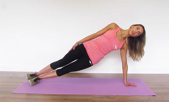 Guest Post Get Strong Pilates By Lottie Murphy Be An