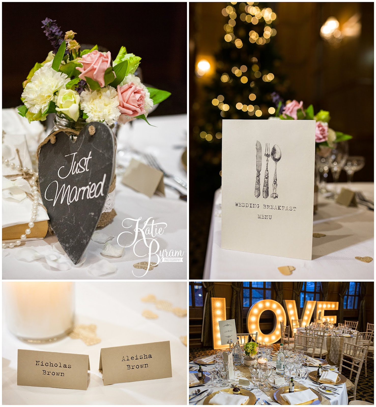 coco luminaire, christmas wedding, the vermont hotel, wedding centrepieces, newcastle city centre wedding, the vermont hotel,vermont weddings, newcastle wedding venue, katie byram photography, hotel wedding newcastle, quayside, nighttime wedding photographs