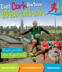 Marathon, Half-Marathon & 10k in Aghada, E.Cork...Sat 12th Aug 2017