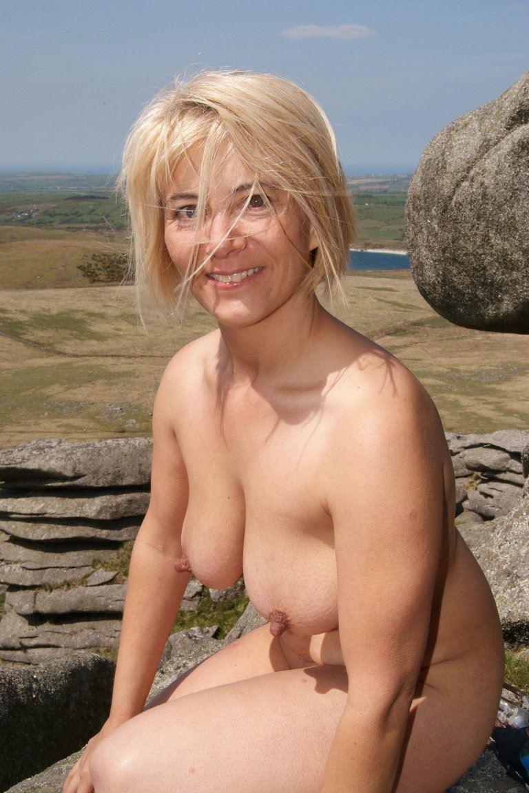 nudists senior female