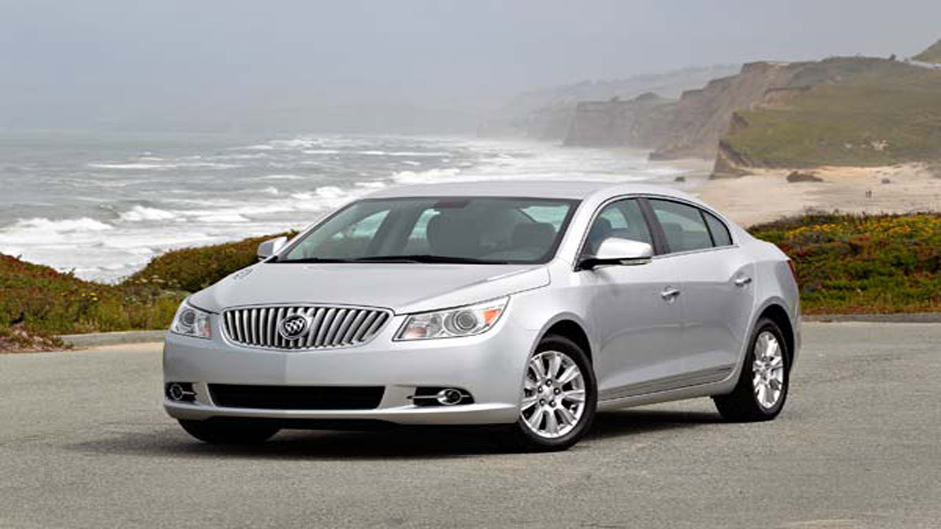 buick lacrosse 2012 price technical images and list of rivals dream fantasy cars. Black Bedroom Furniture Sets. Home Design Ideas