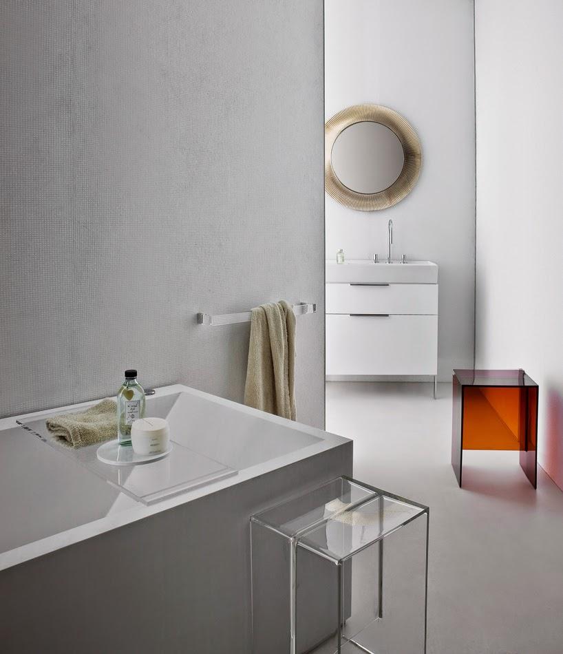 Nueva colección de baño Kartell by Laufen