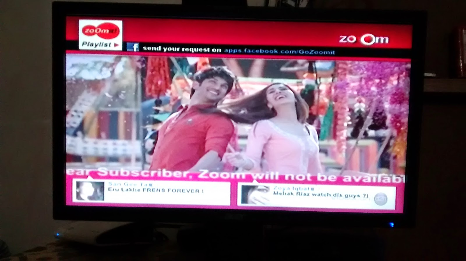 Zoom TV going to remove from Videocon D2H