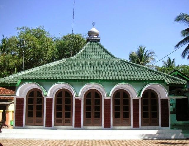Masjid Saka Tunggal - 1288