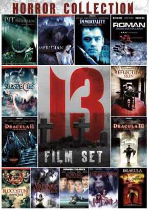 Draculas curse movie
