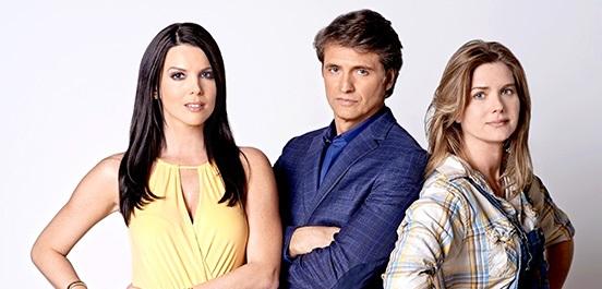 ... en los libretos originales de la telenovela brasileña ¨Fina Estampa