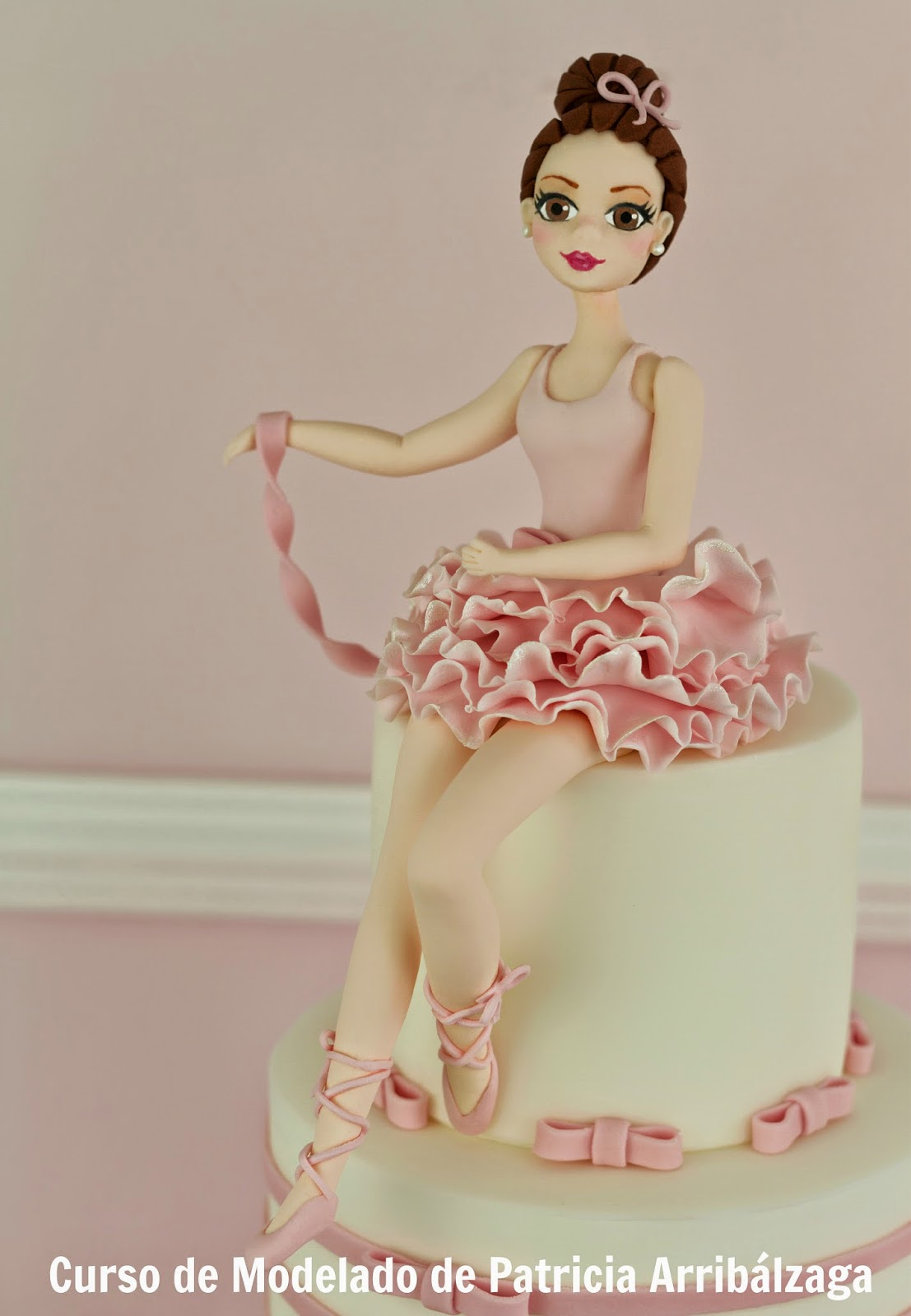 tarta de bailarina