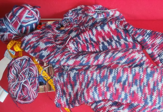 Vintage knitting free patterns, gratis breipatronen onder ...