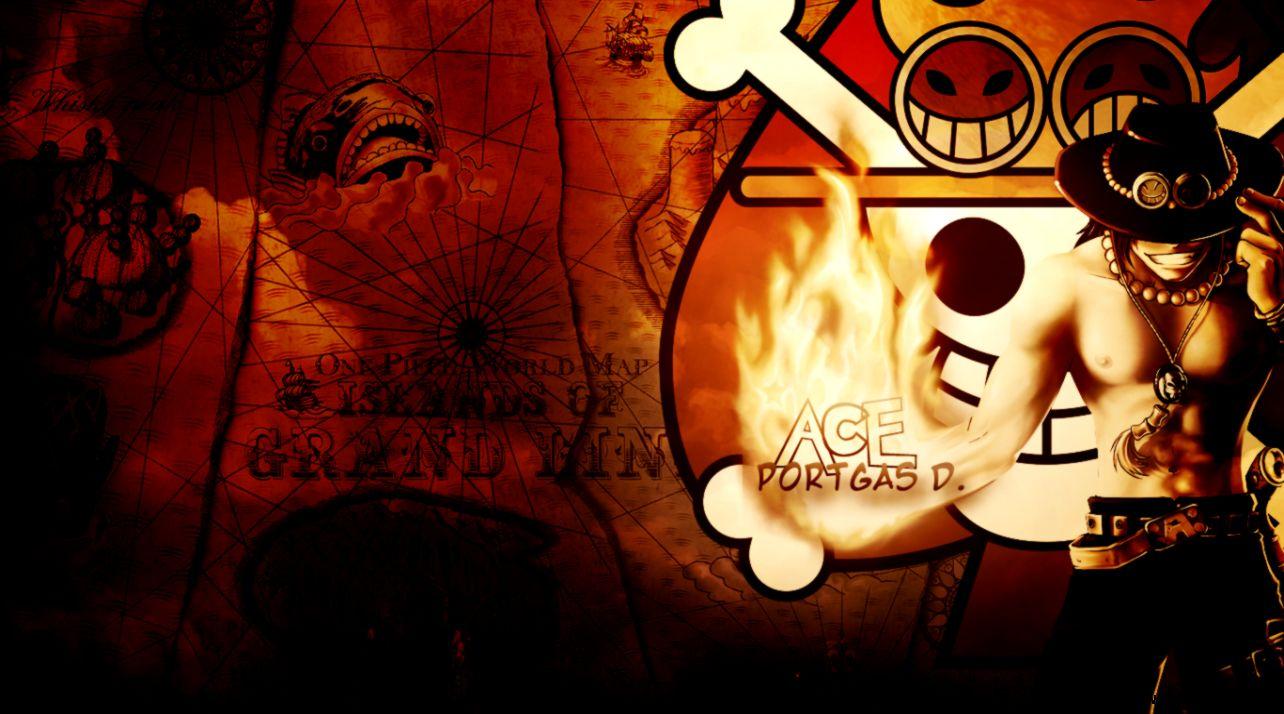 DeviantArt More Like Portgas D Ace One Piece Desktop Wallpaper