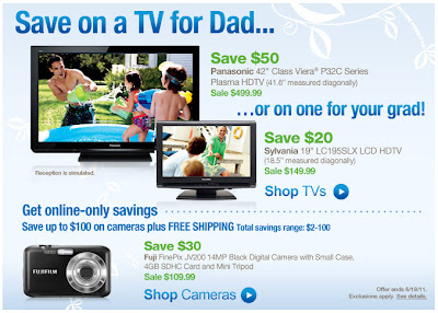 Click to view this June 16, 2011 Kmart email full-sized