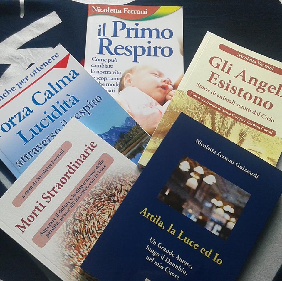 I libri di Nicoletta Ferroni