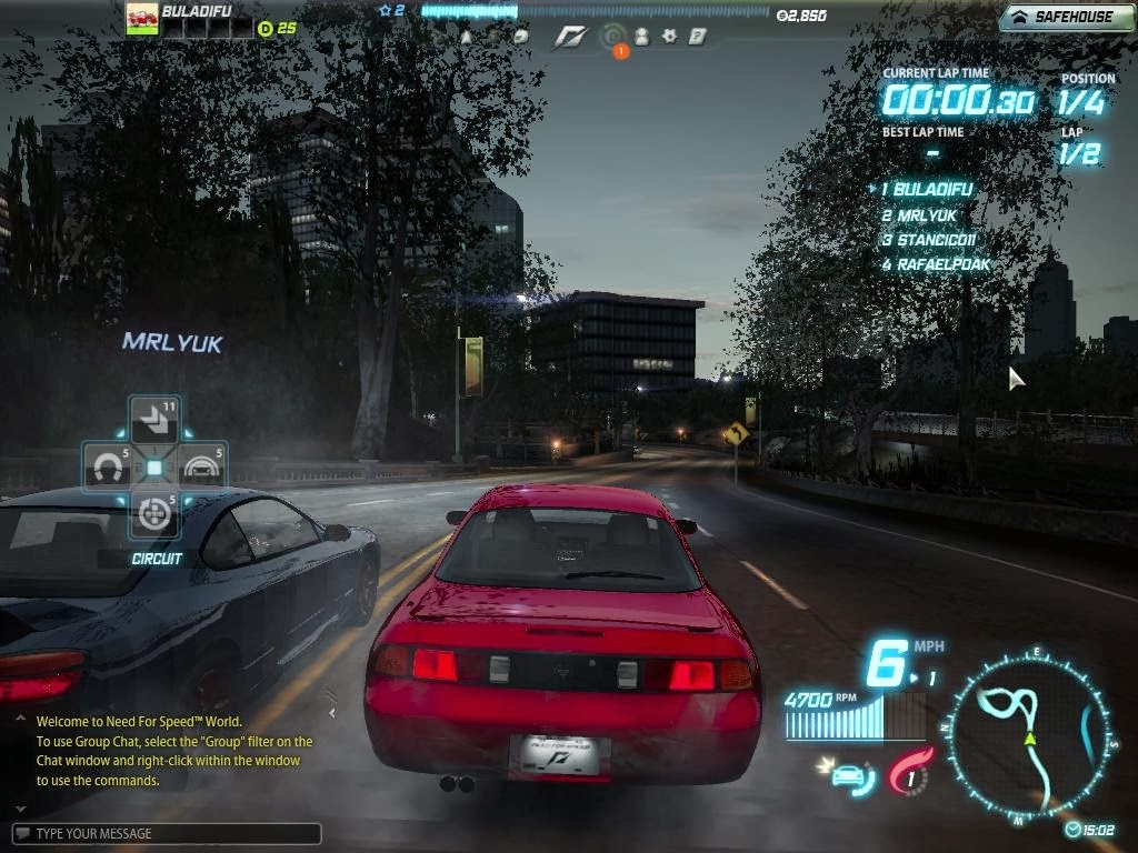 Need for speed world part two all you need to know about games need for speed world circuit gumiabroncs Images