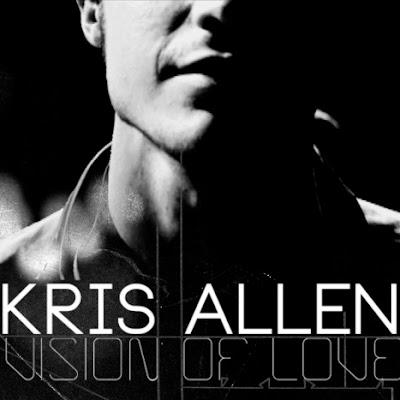 Kris Allen - Vision Of Love Lyrics