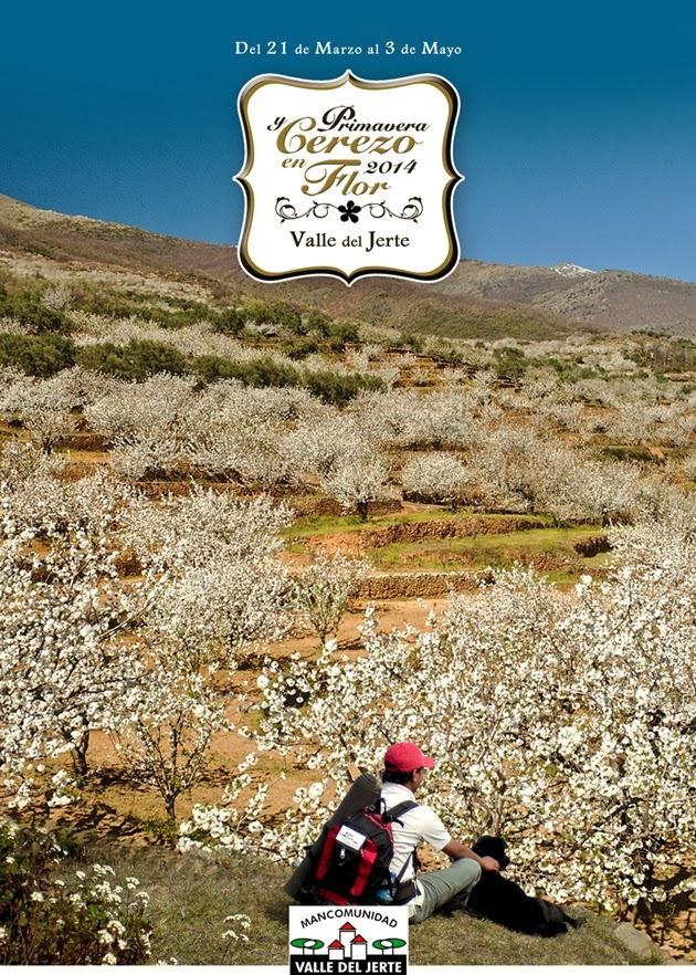 """""""Primavera y Cerezo en Flor en el Valle del Jerte"""" presentación en FITUR 2014"""