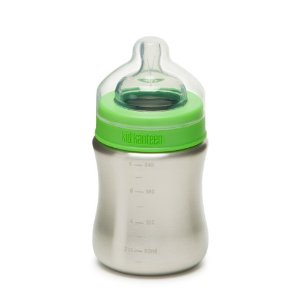 Crunchy Cheats: Baby Bottles - plastic free options