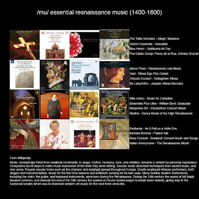 Essential Renaissance (1400-1600)
